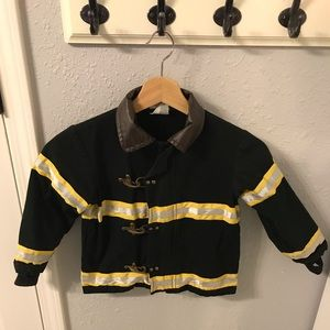 Other - Firefighter Jacket Size 3-5T
